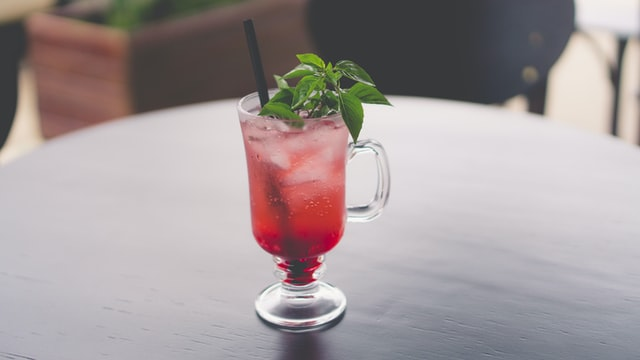 cocktail fragola