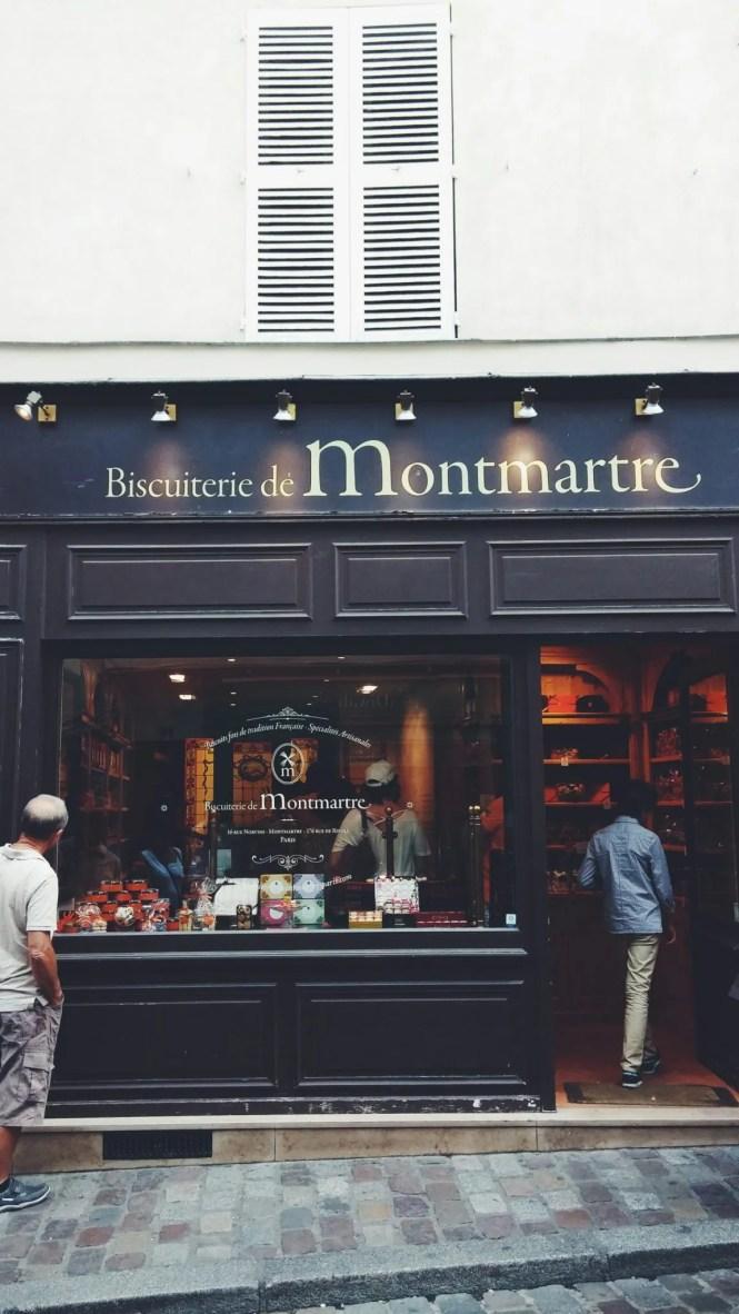 Montmartre Biscuiterie