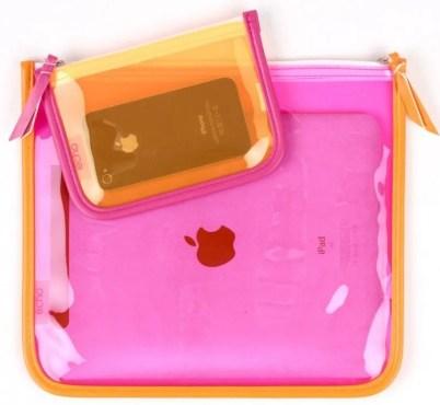 custodia smartphone borsa mare