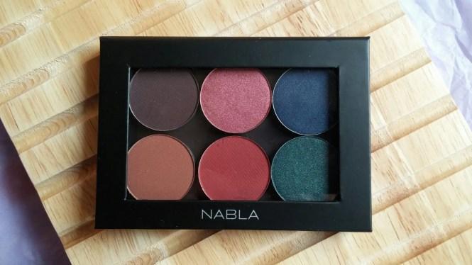 palette liberty six nabla cosmetics
