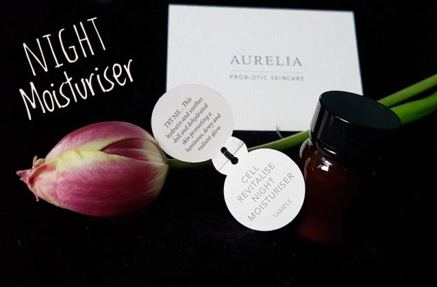Aurelia Night Moisturiser