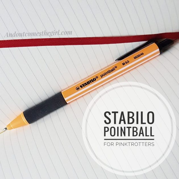 Stabilo Pointball