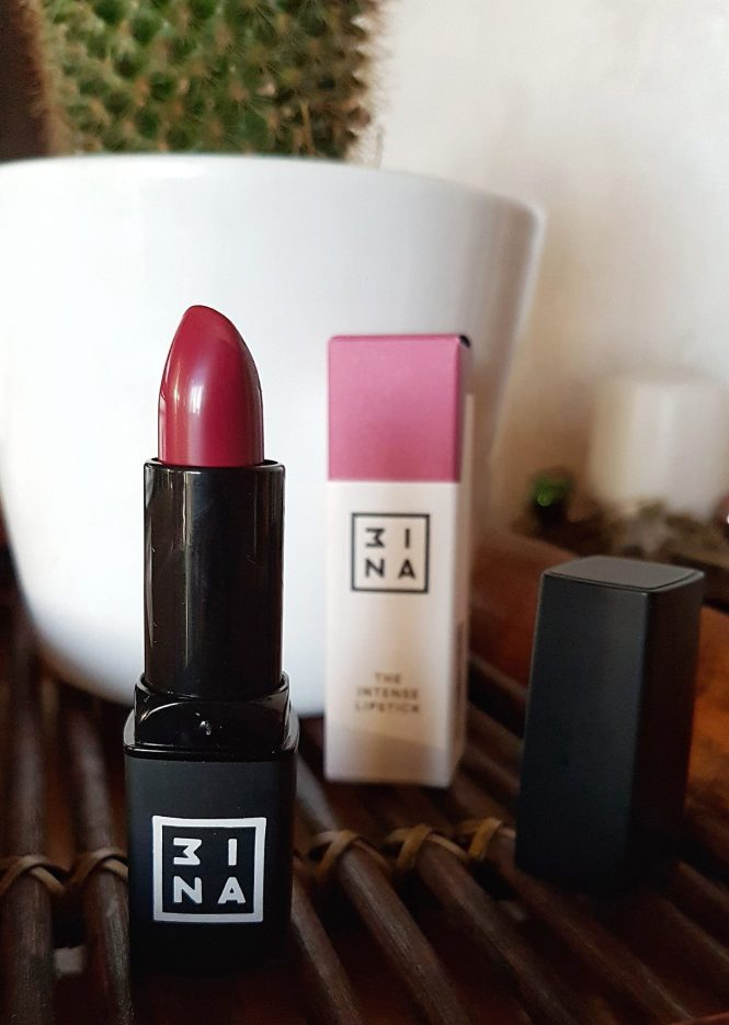 3ina The Intense Lipstick - Red Violet Nr. 308