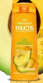 Shampoo Garnier Fructis Oil Repair 3