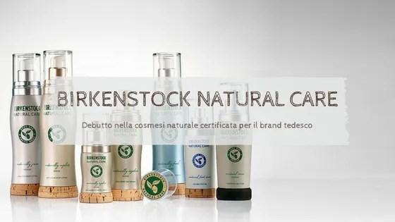 Birkenstock Natural Care