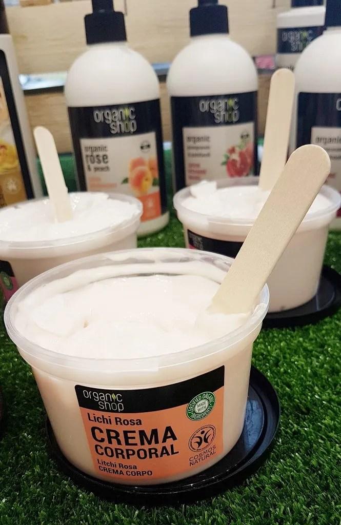 Crema Corpo Organic Shop