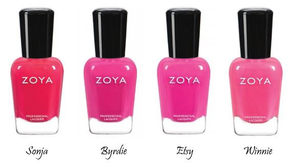 Zoya Wanderlust Collection