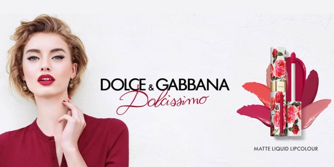 Dolce e Gabbana Dolcissimo Liquid Lipstick