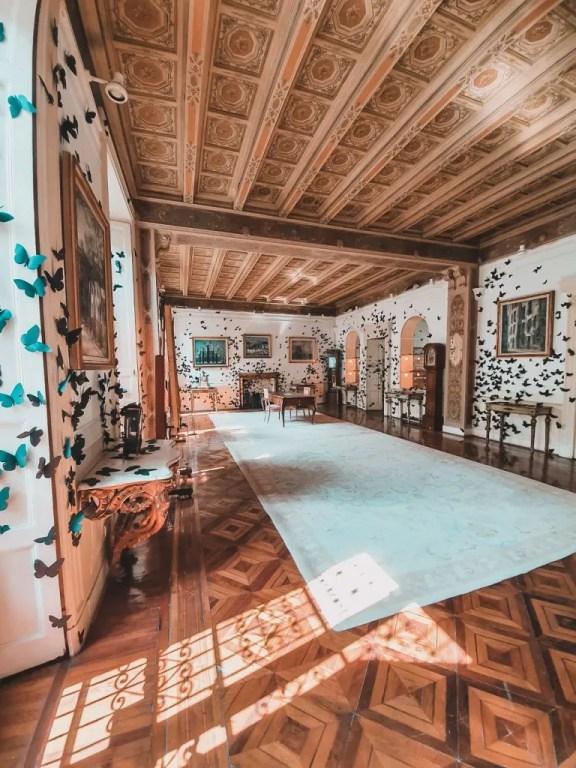Visitare Milano: Salone Fondazione Pini