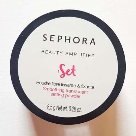 Sephora Beauty Amplifier Powder