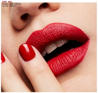 Rossetto rosso MAC Ruby Woo