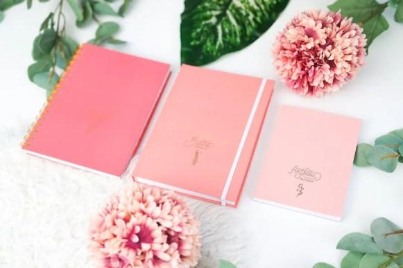 creaME bundle pack in pink