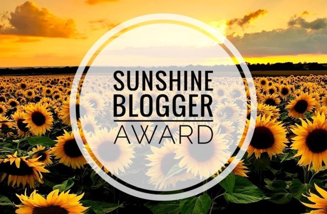 Sunshine-Blogger-Award-And Out Comes The Girl