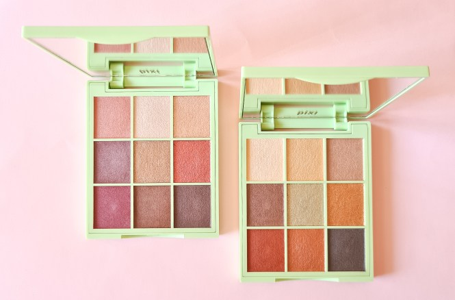 Collezione makeup Pixi Beauty - Eye Effects palettes