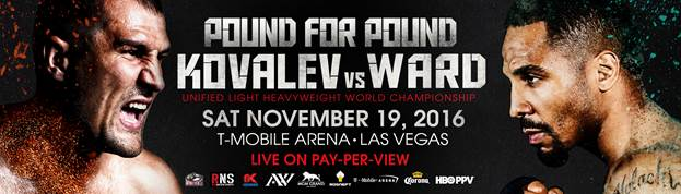 Image result for Sergey Kovalev vs. Andre Ward