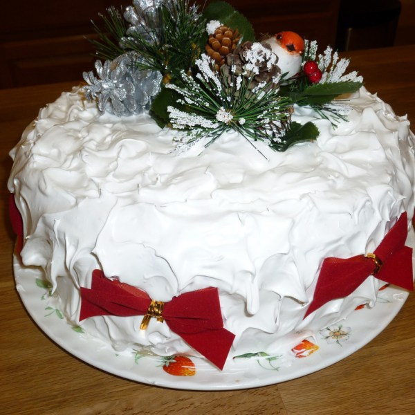 Andrea's Christmas Cake