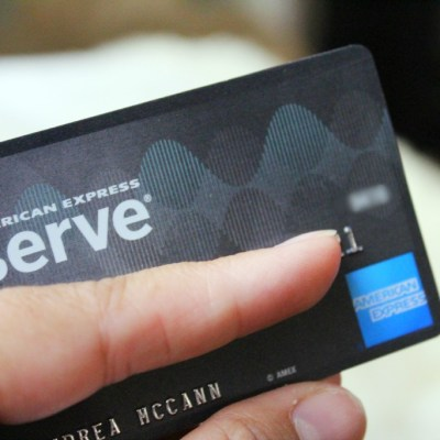 Shopping With American Express Serve Cash Back