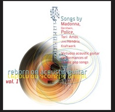 Acoustic Guira Vol.1 - Andrea Benzoni