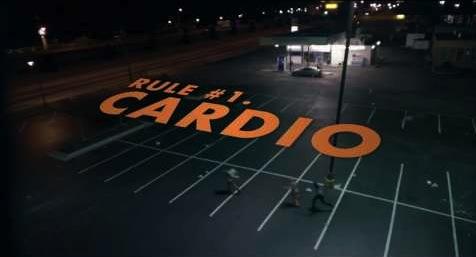 Zombieland:Rule #1 – Cardio