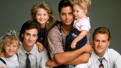 The original Full House cast (~1987).