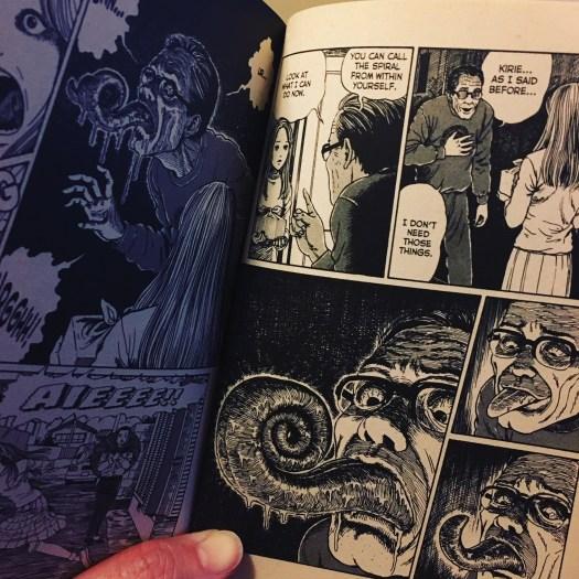 The Beautiful Horrors Of Junji Ito Andrea Blythe