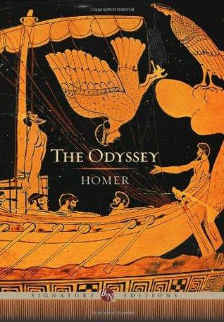 Homer-The Odyssey