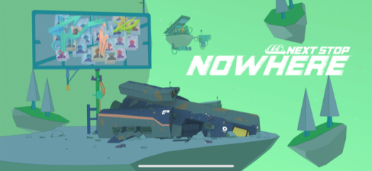 Next Stop Nowhere - Night School Studio - story based road trip game