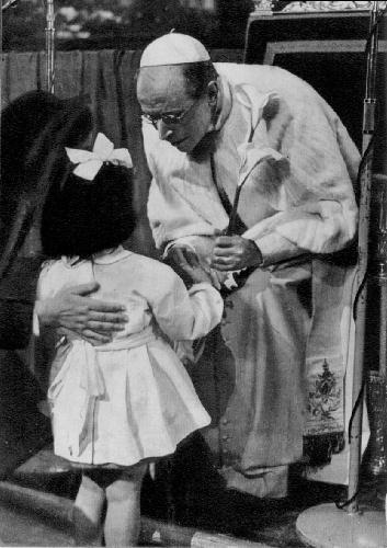 Pio XII e le camere a gas