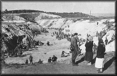 Babi Yar: i fatti e la leggenda