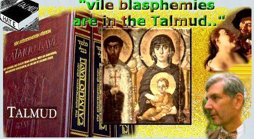 Le blasfemie del Talmud contro Gesù