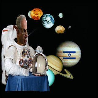 Gilad Atzmon: mandiamo i sionisti in un altra galassia