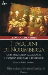 I Taccuini di Norimberga: un libro da prendere con beneficio d'inventario