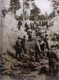 La morte a Katyn