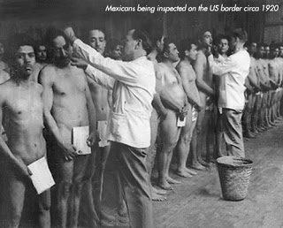 Spidocchiare i nuovi arrivati: un confronto tra Auschwitz e El Paso