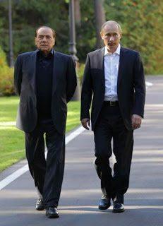Berlusconi: un Salame anche in geopolitica