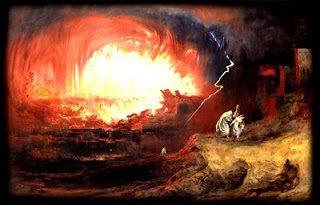 Dio ha veramente incenerito Sodoma e Gomorra, parola di Flavio Giuseppe