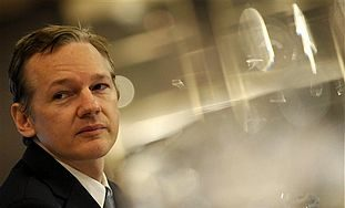 Assange: i giornali occidentali timorosi di Israele