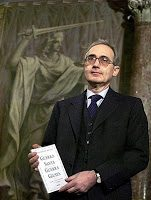 Roberto De Mattei, ovvero la Maschera e il Volto