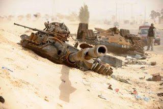 Civili Britannici per la pace: nessun bombardamento di Gheddafi nell'occidente libico