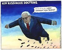 John Pilger: lo Zio Sam e Pol Pot