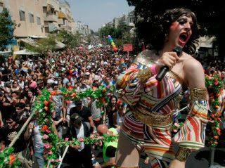 Il popolo eletto del Gay Pride