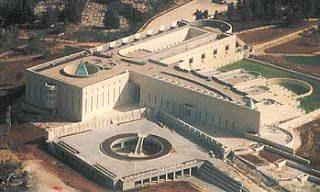 Le radici massoniche di Israele: l'edificio della Corte Suprema