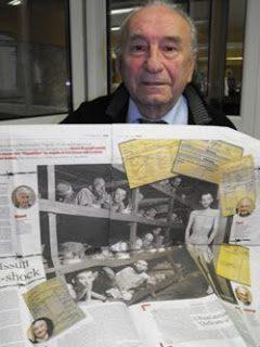 Il 24 gennaio 2012 inizia a Budapest il processo contro Elie Wiesel
