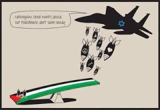 """La retorica israeliana della """"pace"""""""