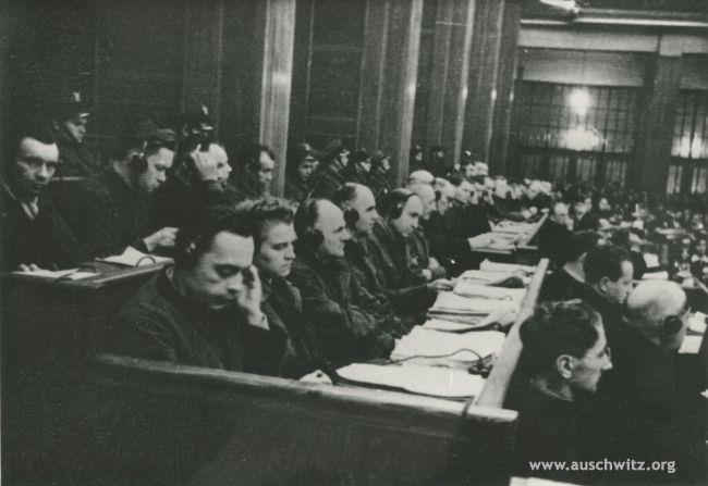 Processo Auschwitz di Cracovia: nel 1948, le vittime erano 300.000...