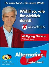 Un parlamentare tedesco accusato di negazionismo