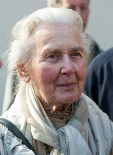 Imprigionata Ursula Haverbeck