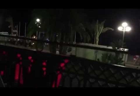 """Nizza: il """"giornalista indipendente"""" che ha filmato l'arrivo del camion è legato a Israele"""