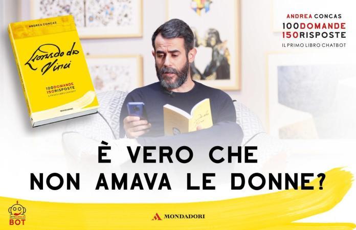 Leonardo da Vinci Libro ChatBOT Leonardo