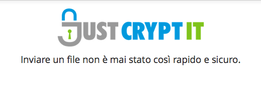 Just Crypt It